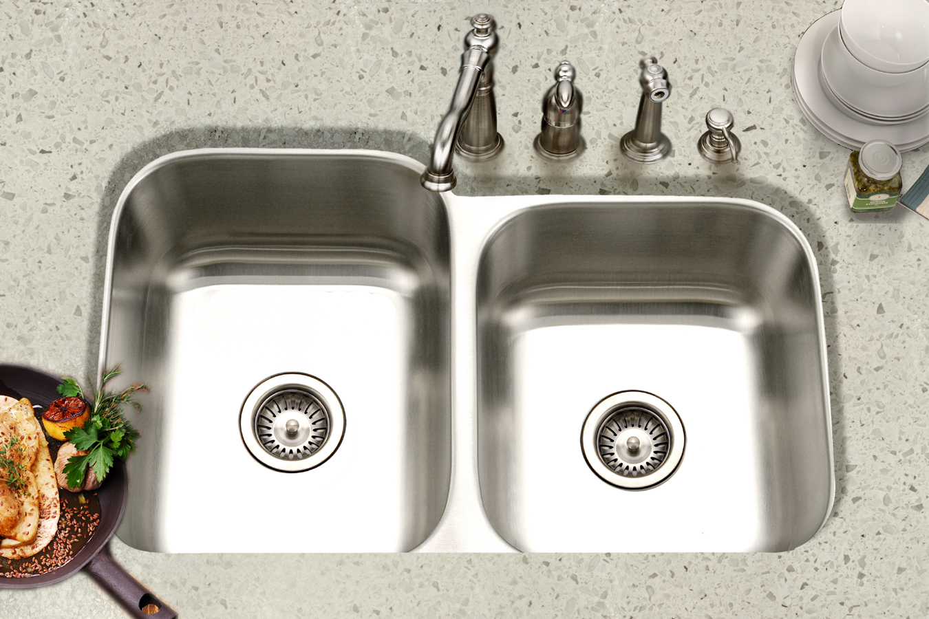 Stainless Steel Sinks for Home