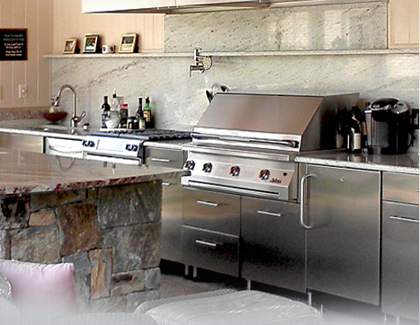 Grills, Burners and Ovens