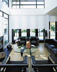 Architectural Products - Window Treatments and Shading Solutions